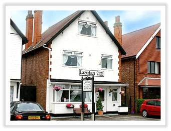 Bed And Breakfast Mablethorpe Family Room
